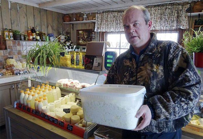 Фермеры с ужасом ждут предстоящую маркировку молока