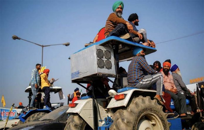 Индийские фермеры в штыки встретили рыночные реформы властей