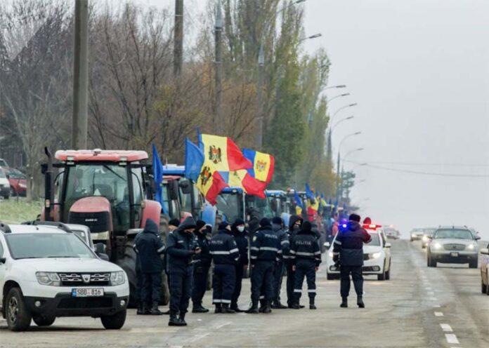Молдавские аграрии готовы к бессрочной акции протеста