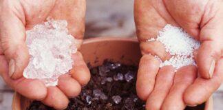 Самополивная почва или следим за гелями