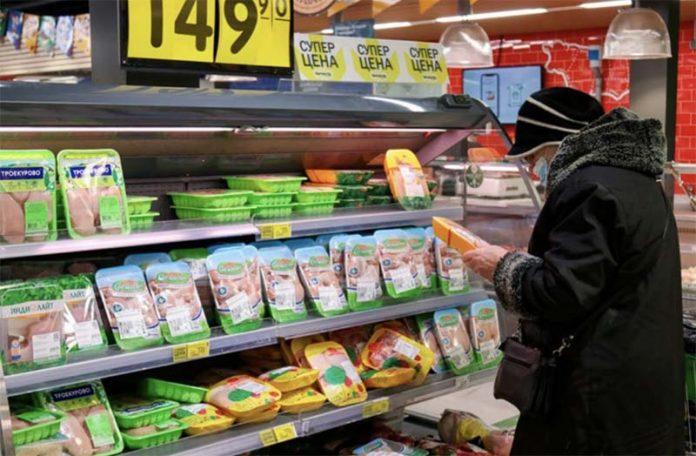 Продукты питания подорожают из-за упаковки