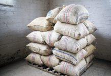 В Оренбургской области работник фермы украл 5 тонн пшеницы
