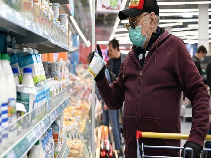 Из-за пандемии в мире рекордно подорожало продовольствие