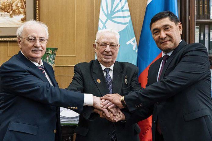 Кыргызстан семена и СЗР от «Щёлково Агрохим»