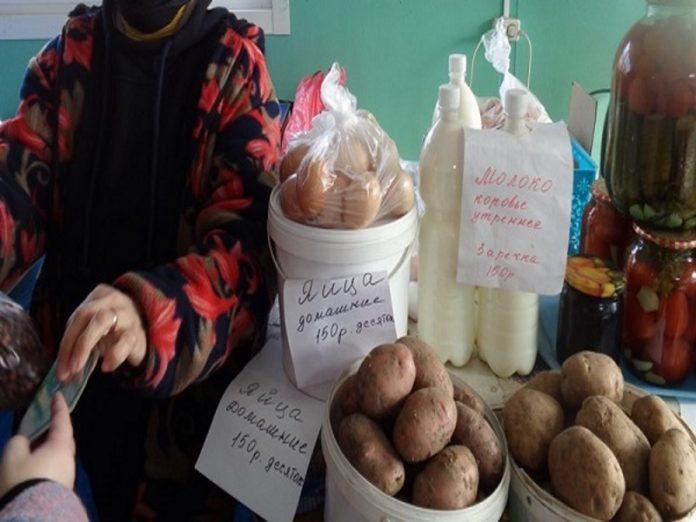 В Бурятии оштрафовали двух торговцев молоком и домашними яйцами