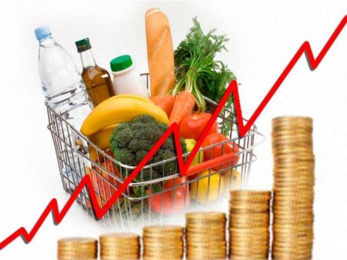 Причина роста цен на продукты питания в России — ускорившаяся инфляция издержек