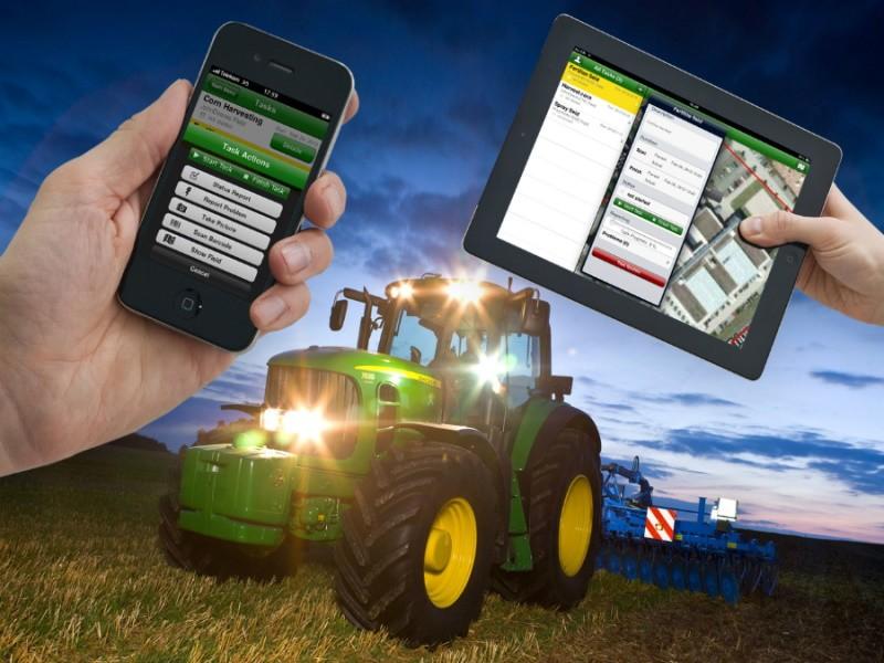 Минсельхоз: цифровой сервис облегчит работу аграриев