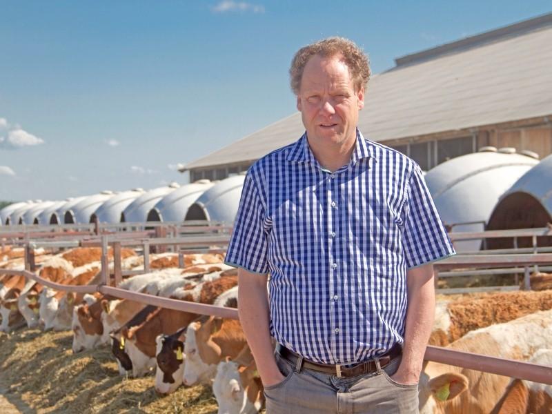 Прибыльные отрасли сельского хозяйства для фермеров в Германии