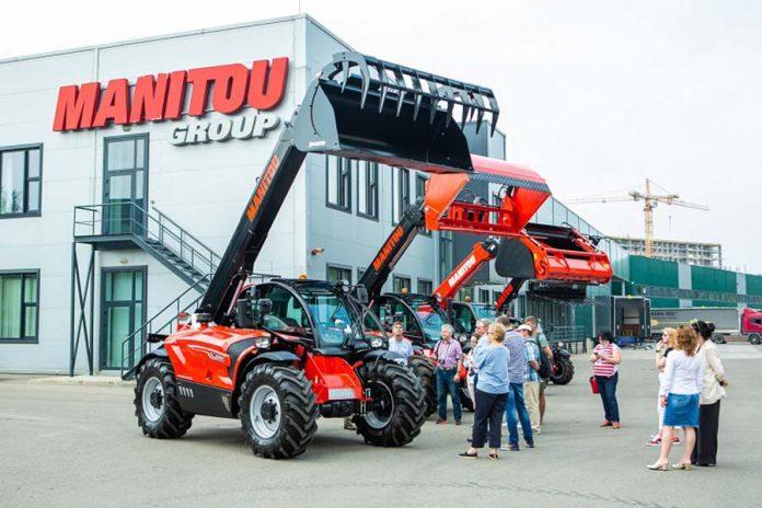 Маниту Восток выводит на российский рынок новую линейку сельскохозяйственных телескопических погрузчиков серии NEW AG XL