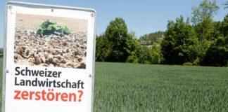 Швейцария проводит референдум за отмену пестицидов