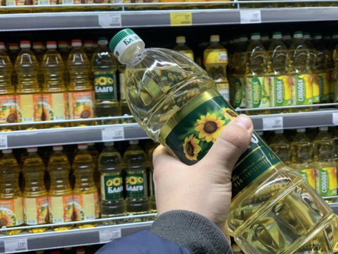 Цены на подсолнечное масло в России начали снижаться
