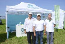 Амурским аграриям продемонстрировали комплексную защиту пшеницы и сои от «Щёлково Агрохим»