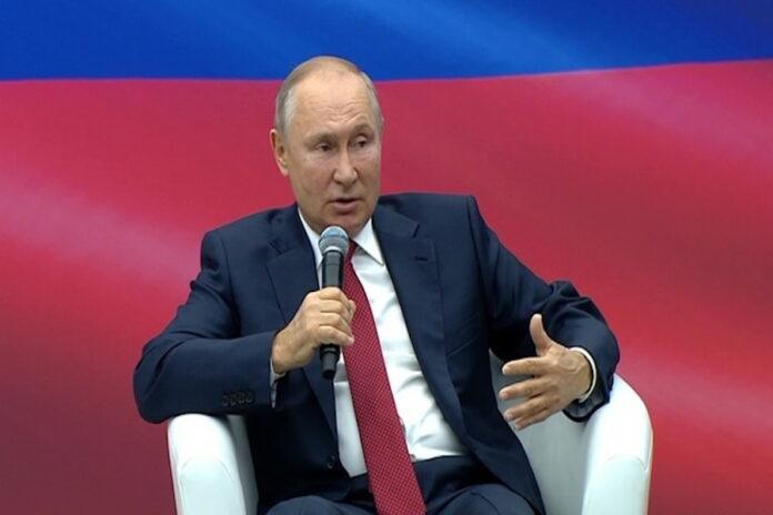 Путин: урожай зерновых в 2021 году будет меньше прошлогоднего