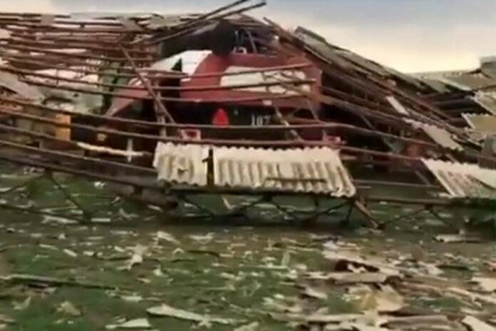 Сельскому хозяйству Ставрополья ураган нанес колоссальный ущерб