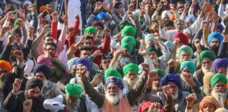 Индийские фермеры бунтуют против сельскохозяйственных реформ правящей власти