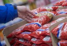 Из-за дефицита пшеницы России грозит рост цен на макароны