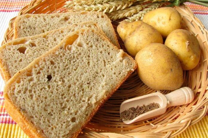 Россиян ждет рост цен на хлеб и картофель