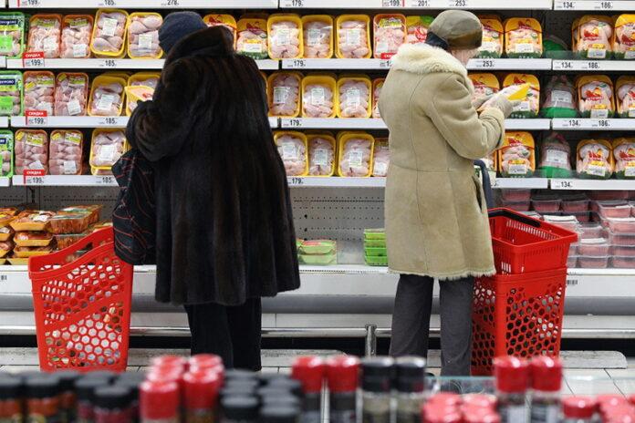 В России заморозят цены на мясо птицы