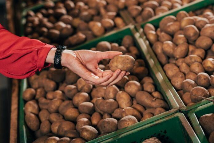 Картошка бьет новый ценовой рекорд