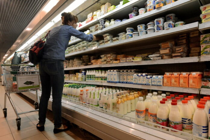 Необратимый процесс: цены на продовольствие опять ползут вверх